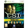 CSI: Crime Scene Investigation, Deadly Intent Xbox 360