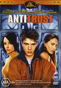 AntiTrust DVD, Ryan Phillippe