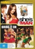 She's The Man & Bring It On DVD 2 Disc Set