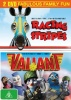 Racing Stripes & Valliant DVD