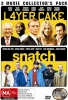 Layer Cake & Snatch DVD