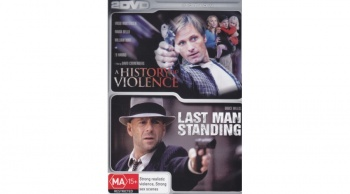 A History Of Violence, Last Man Standing DVD