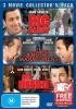Big Daddy, Anger Management, Mr. Deeds DVD