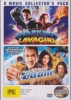 Adventures Of Sharkboy and Lavagirl & Zoom, DVD