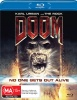 Doom Blu Ray, The Rock, Karl Urban