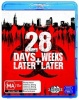 28 Days Later and 28 Weeks Later Blu Ray