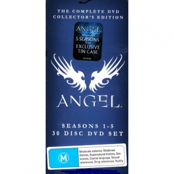 Angel Seasons 1-5 Box Set