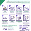 CPR Resuscitation Sign, Swimming Pools and Spas, Complies with Standards product image