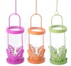 3 x Beautiful Tealight Butterfly Lanterns
