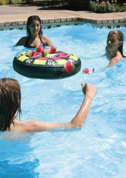 Pool Master Floating Target Pool Game