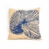 Marine Cushions - Spiral Design, Coastal Theme