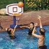 Swimsportz Poolside Basketball, Fun Adjustable Poolside Basketball Game product image