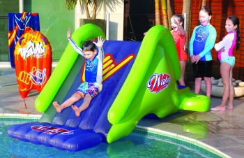 Wahu Pool Water Slide