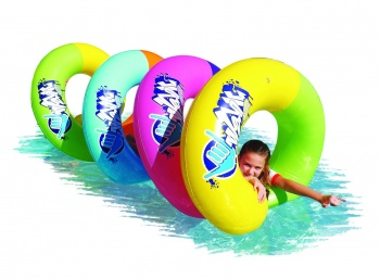 Wahu Loopy Tube, Wahu Pool Party Twister