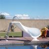 Zoomerang Pool Slide, Fun Pool Water Slide