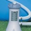 Intex Filter Pump 530 Gph Frame & Fast Set Pools Crystal Clear Model 604 product image