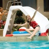 White Water Pool Water Slide, Blue or White product image