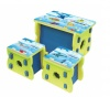 Kids EVA 3 Piece, Table & Chair Set