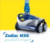 Zodiac MX6 Automatic Pool Cleaner, X Drive Technology