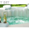 MSpa Comfort Set Includes 2 Pillows and 1 Cup Holder product image