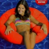 Bean Float, Lazy Bean Pool Float, Luxury Bean Bag Pool Float product image
