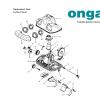 Onga Pool Shark Seal Flap Kit product image