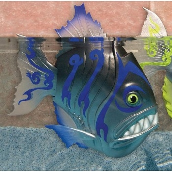 Swimways Battle Reef Fish, Assorted Styles