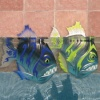 Swimways Battle Reef Fish, Assorted Styles product image