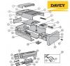 PCB Control Board Davey Chloromatic ESR