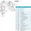 HeliX Pool Slide, 360 Degree Flume product image