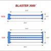 Blaster 1000 - Automatic Cartridge Filter Cleaner product image