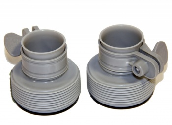 Intex Hose Adaptor B x 2,  New Style 10722